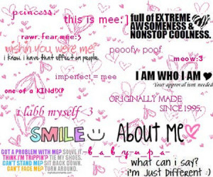 cute girly attitude quotes