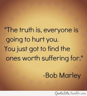 Famous Quotes Bob Marley Love Life Happiness