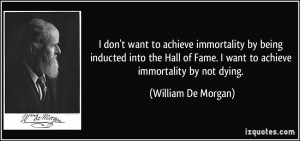 More William De Morgan Quotes