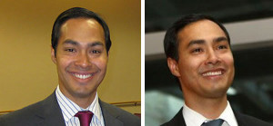 Julian and Joaquin Castro - can you tell which is which?