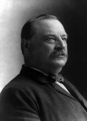 Grover Cleveland: First Inaugural Address
