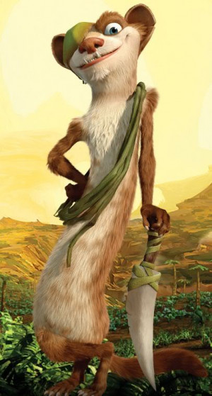 Ice Age 3 Buck Quotes Top 30 ice age 4 wallpapers