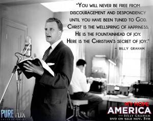 Billy Graham - My Hope America - Pure Flix - Christian Movies ...