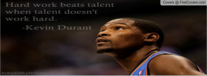Kevin Durant Quote cover