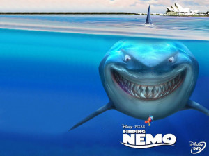 Finding Nemo Quotes Bruce Bruce from nem... finding nemo