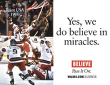 1980 US Olympic Hockey Team - I remember the sweetness of the victory.