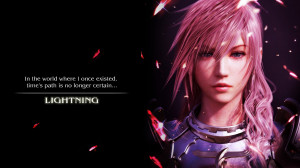 lightning ff13-2 ffxiii-2 final fantasy 13