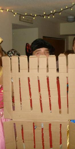 out due myself as wilson from home improvement last year