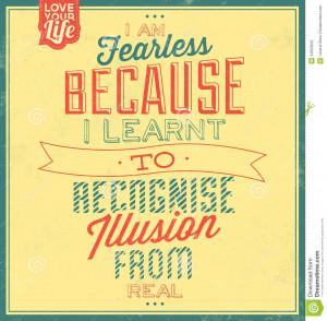 Vintage Template - Retro Design - Quote Typographic Background - I Am ...