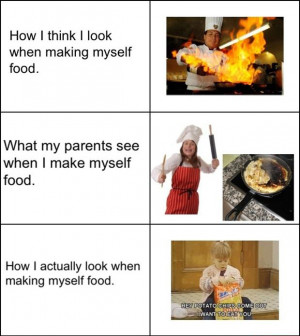 Funny Kitchen Quotes Funny cooking