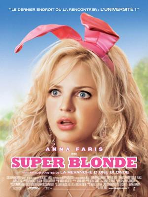 la bande annonce de super blonde voir les séances de super blonde ...