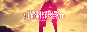 You're Mine Picture