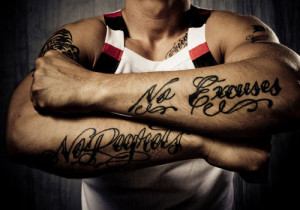 25 Striking Tattoo Quotes For Men