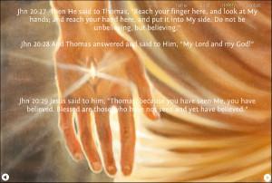 The Bible jesus resurrection