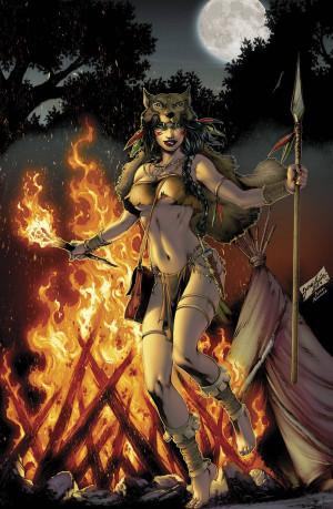 Grimm Fairy Tales Dark Shaman