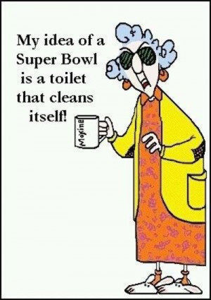 Now that's funny!