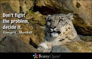 George C Marshall Quotes
