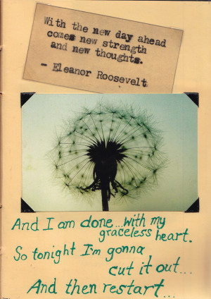 Quote: Florence & the Machine