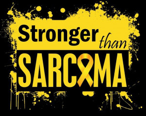 the month of july is sarcoma awareness month sarcomas are types of ...