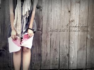 cute quotes about broken hearts. heart broken girl quotes.