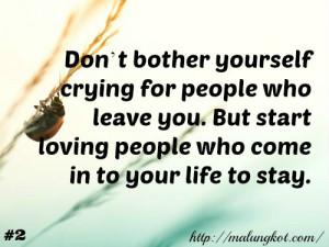 Sad Moving On Quotes | Sad Love Quotes