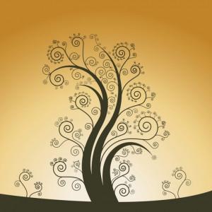 vector-curl-tree-design-01-by-dragonart