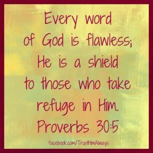 Gods word..