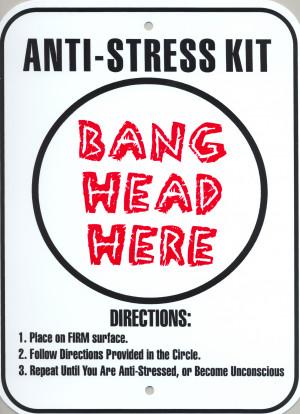 Funny Stress Kit