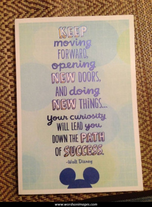 Inspirational quotes walt disney