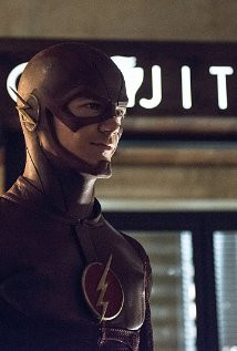 2014 The Flash TV Series Poster