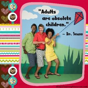 Quotes by Dr. Seuss Children