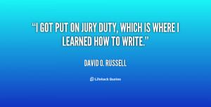 duties quotes