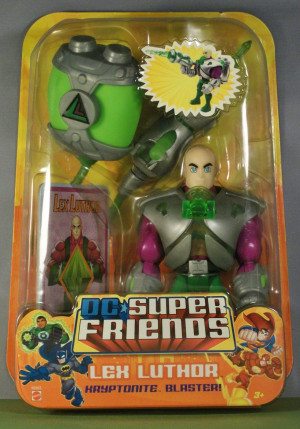 Super Dupertoybox Friends Lex Luthor