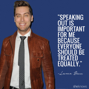 ... -lance-bass-quotes-about-being-gay-and-coming-out-on-speaking-out