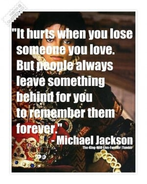 Lose someone you love quote