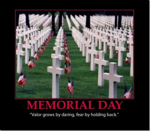 Memorial day military quotes and sayings 2