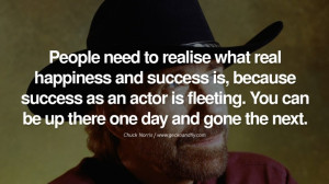 Chuck Norris Quotes, Facts and Jokes People need to realise what real ...