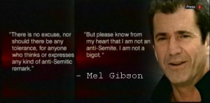 ... -semitic words in the mouth of Gibson as William Wallace. View video