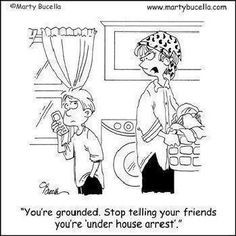 ... funny things friends house arrested funny pics ground funny house