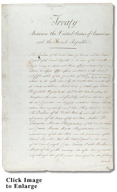 Napoleon's price for this landis $22,500,000. The United States was ...