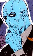 as i commented in my dr manhattan s origin article dr manhattan is ...