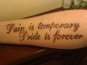 Good Tattoo Quotes For Men Tattoo quotes about strength