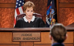 Judge Judy Is Forever: At 71, She Still Presides. To quote Judge Judy ...