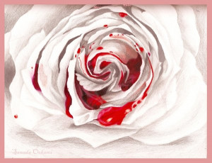 Bleeding Rose Sanada Ookami