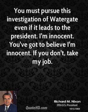 Richard Nixon Quotes Funny