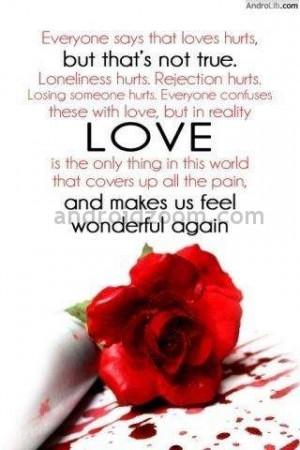 Love..Love...love...