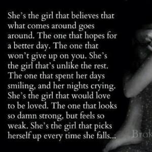 She's the girl ♥