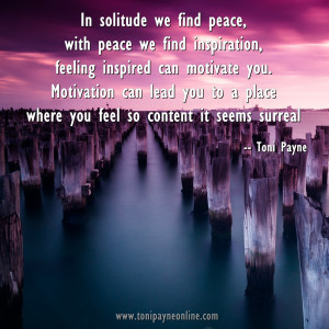 Quotes About Peace and Solitude