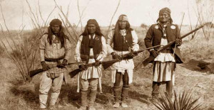 About the Athapascan Indian Tribes including the Apache
