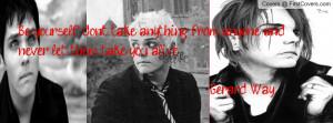 Gerard Way Suicide Quotes